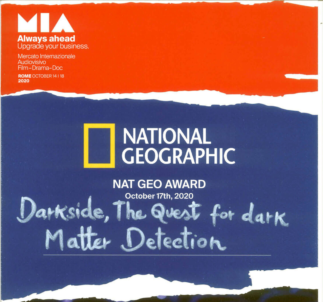 National Geographic Award